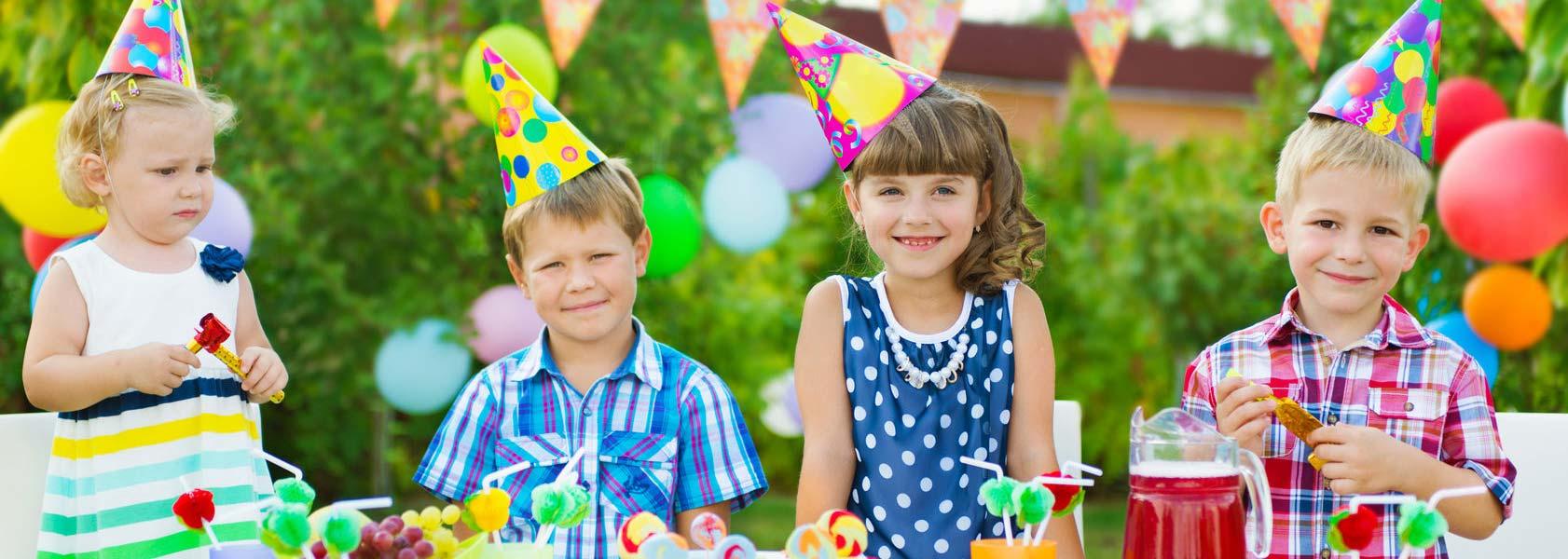 Certificação de artigos de festas