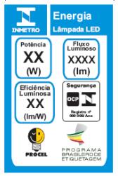 Portaria 144 - Certificação de Lâmpadas LED – Inmetro