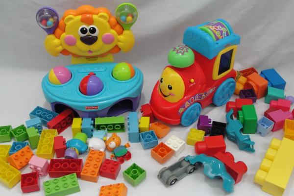 Desconfie de brinquedos não certificados: saiba as razões