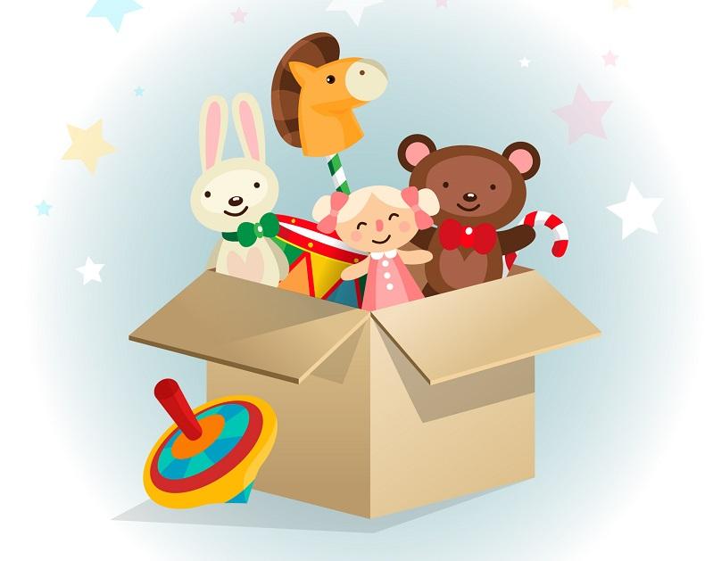 Brinquedos importados