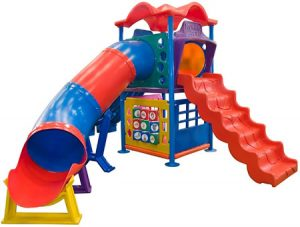 brinquedo no playground