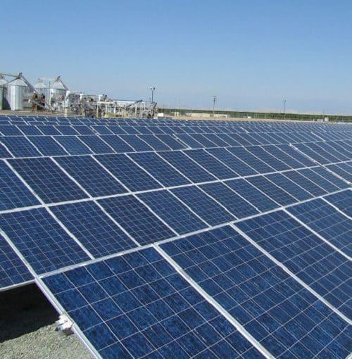 Certificação de Placas Solares