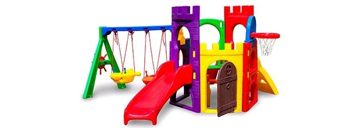 Brinquedos Certificados no Playground - Yes!