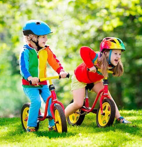 Certificação de Bicicletas Infantis