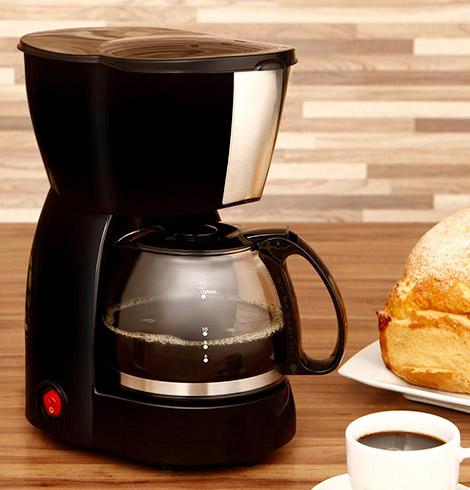 Cafeteira Elétrica Certificada pelo INMETRO