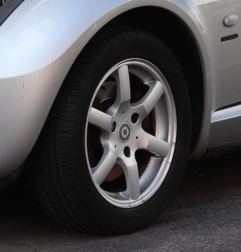 Certificação de Rodas Automotivas INMETRO